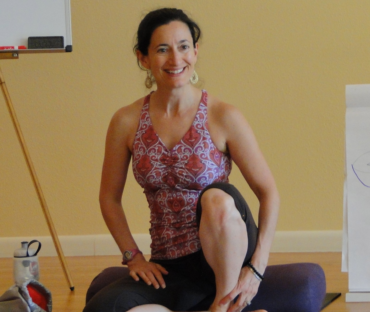 Laura Kupperman, Full Lotus creator, Career & Business Coach, Yoga Therapist