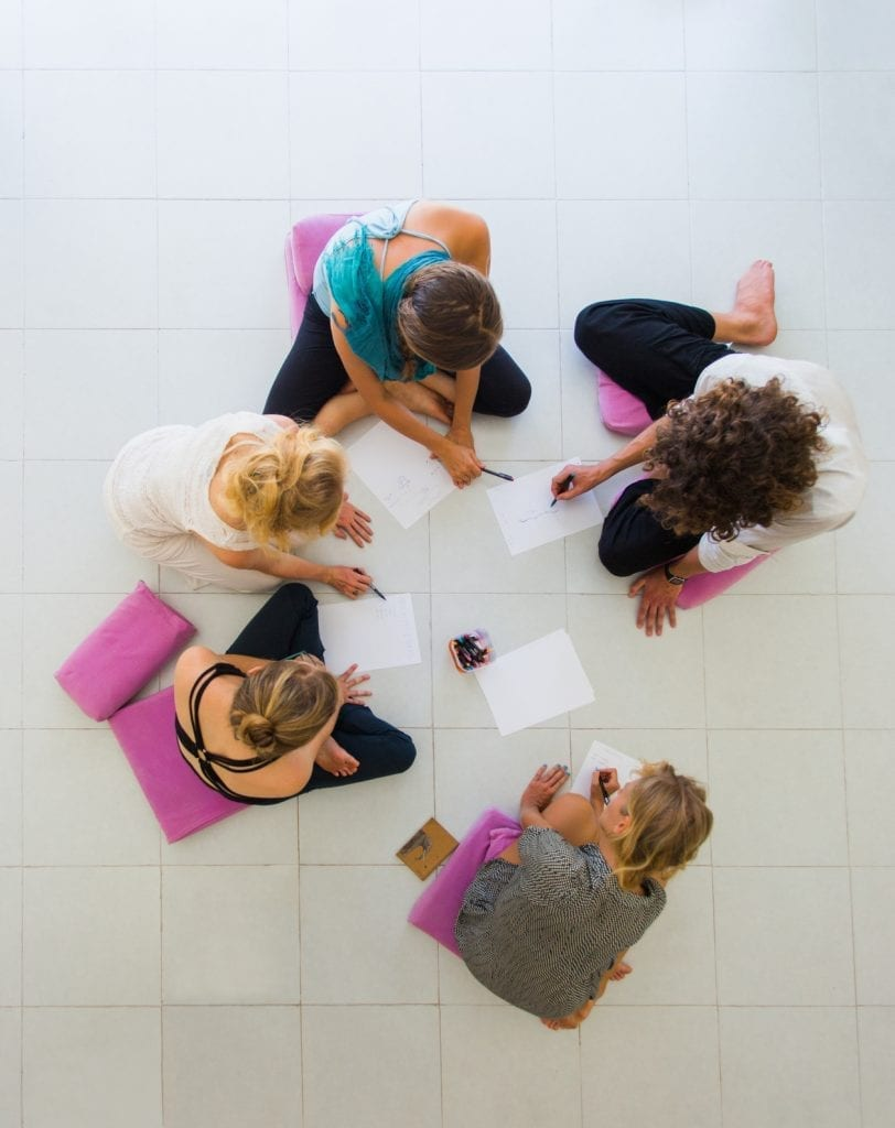 yoga professionals mastermind group
